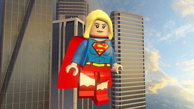 Supergirl aterriza en LEGO Dimensions en PS4