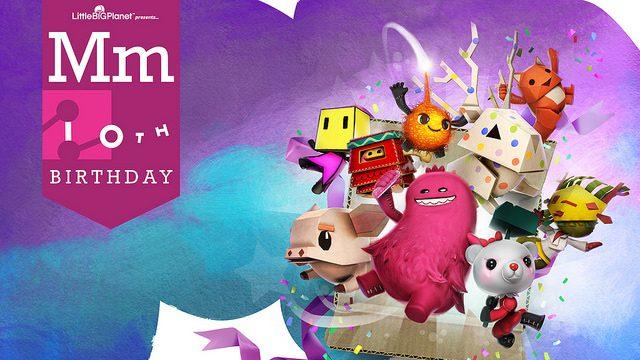 LittleBigPlanet 3 recibe una gran actualización de IU, nuevo kit de nivel y Paquete de Aniversario Mm