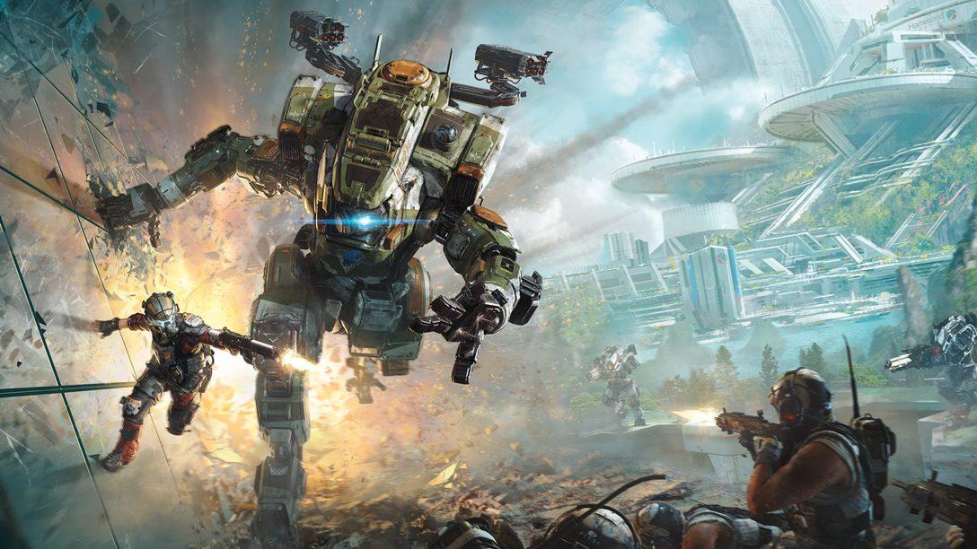Titanfall 2: Primer vistazo al debut del Single Player de Respawn