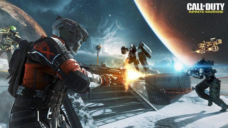 El multiplayer de Call of Duty: Infinite Warfare es familiar pero fresco