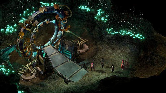 Torment: Tides of Numenera es un extraño RPG que llegará a PS4