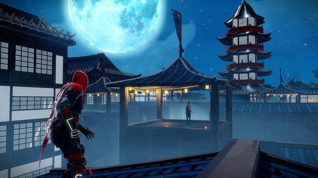 Aragami se escabulle a PS4 el 4 de octubre