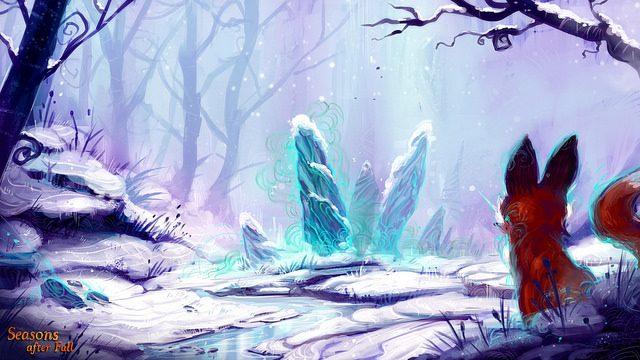 Seasons After Fall, la aventura pintada a mano, llegará a PS4