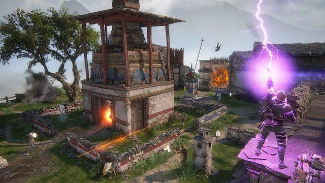 El DLC del Multiplayer de Uncharted 4: Bounty Hunters, está disponible desde hoy