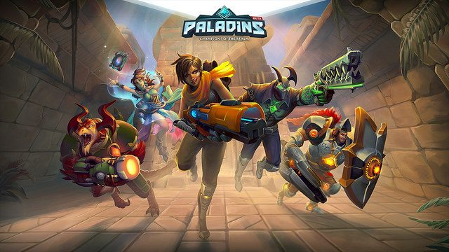 ¡Paladins: Champions of the Realm llegará a PS4!