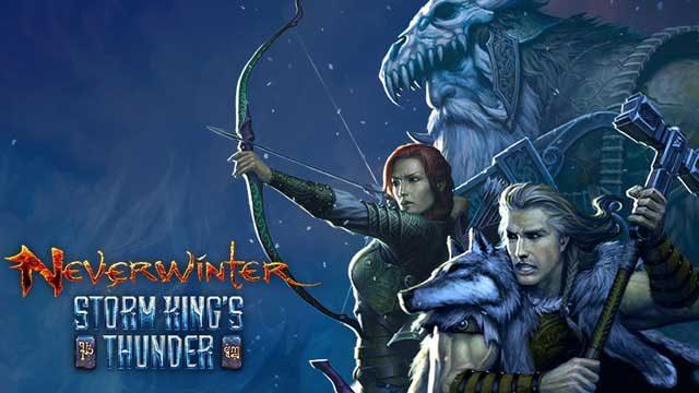 Neverwinter: Storm King's Thunder llega el 18 de octubre