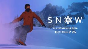 La Beta de Snow impacta las laderas el 25 de octubre en PS4