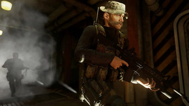 Campaña de COD: Modern Warfare Remastered