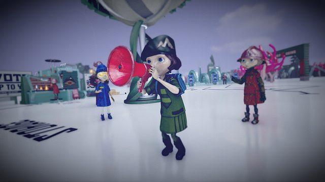¡Jueguen The Tomorrow Children, gratis desde hoy!