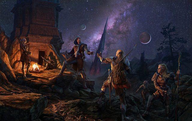 One Tamriel, actualización de The Elder Scrolls Online disponible el 18 de octubre, Detalles de Alojamiento
