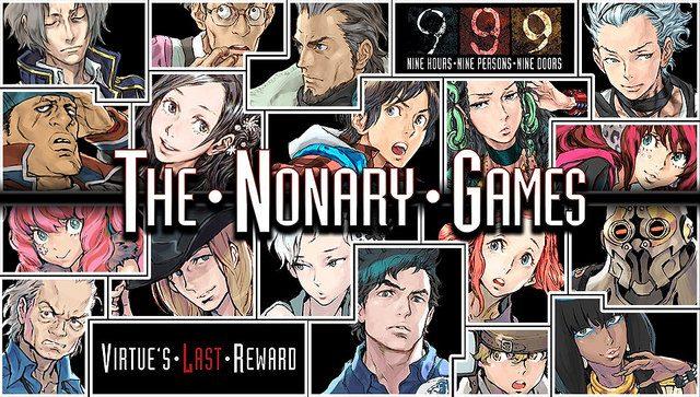 Luchen por Sobrevivir en Zero Escape: The Nonary Games. Disponibles el próximo año en PS4 y PS Vita