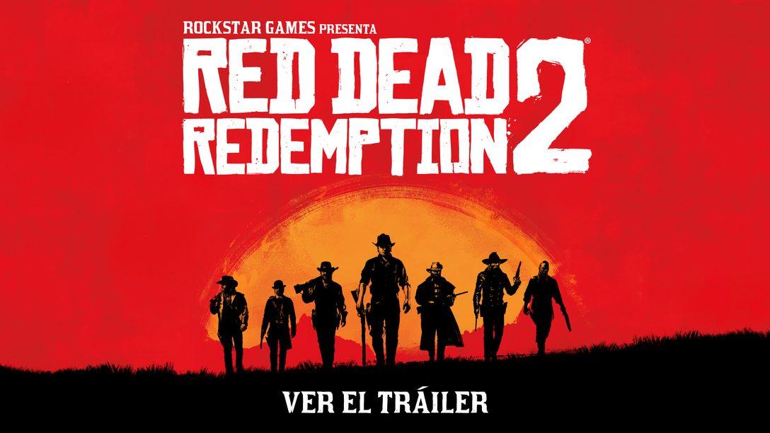 Red Dead Redemption 2: PlayStation y Rockstar Games anuncian alianza
