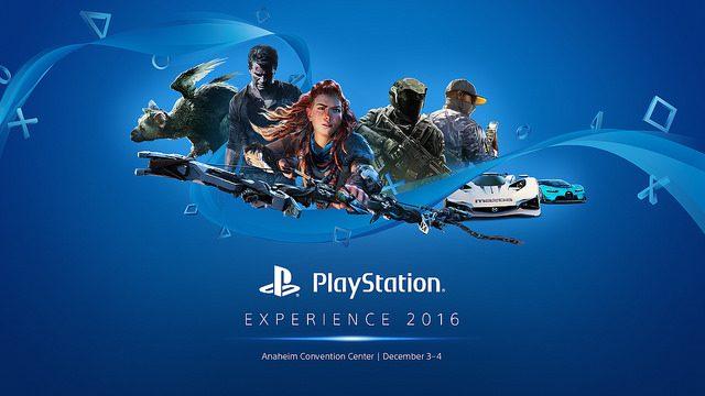 PlayStation Experience 2016: Alineación de los paneles y más de 100 juegos que podrán disfrutar