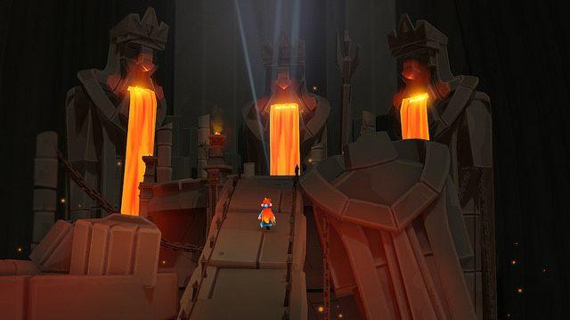 Creen sus propios hechizos en Mages of Mystralia, disponible para PS4 en 2017