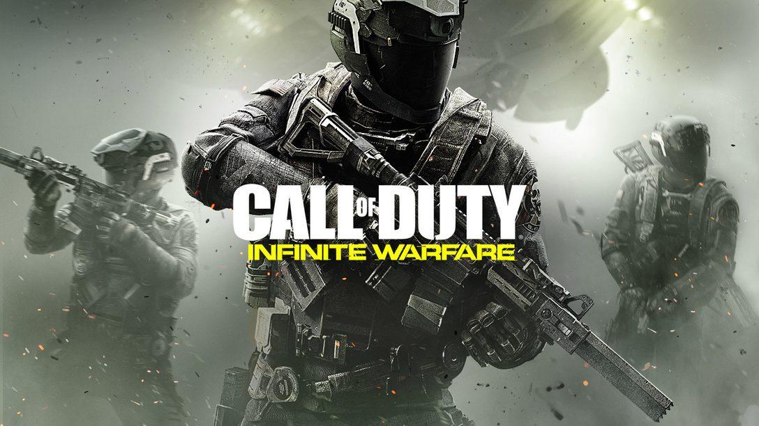 Jueguen gratis Call of Duty: Infinite Warfare entre el 15 y 20 de diciembre