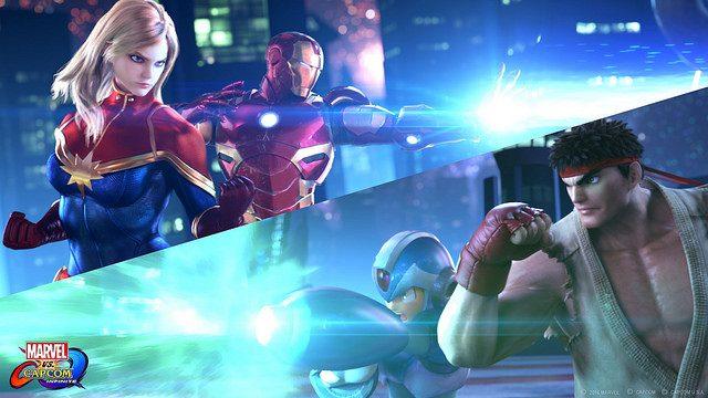Marvel vs. Capcom: Infinite llega a PS4 en 2017 — Batallas 2v2 , Infinity Stones, Más