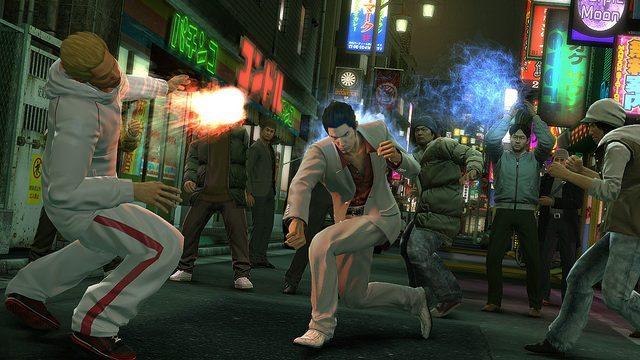 Yakuza Kiwami – el Remake extremo para su PS4