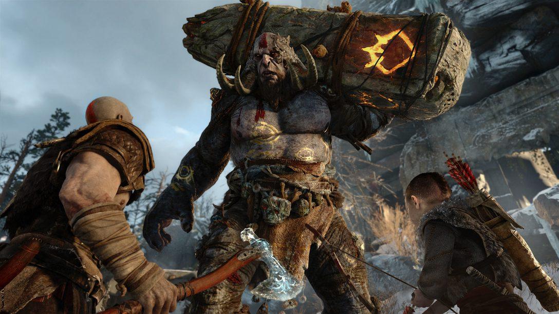 Makers & Gamers: God of War