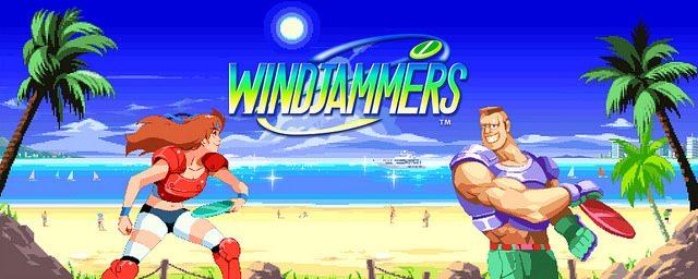 Windjammers vuelve a PS4 y PS Vita con multiplayer online