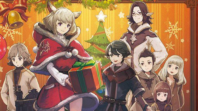 Starlight Celebration regresa a Final Fantasy XIV el 15 de diciembre