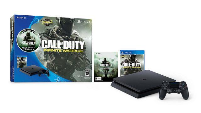 Call of Duty: Infinite Warfare PlayStation 4 Bundle llegará a Latinoamérica
