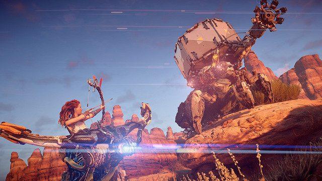 Tráiler de Horizon Zero Dawn revela nuevos amigos y enemigos