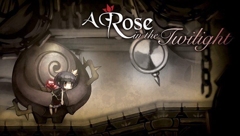 A Rose in the Twilight llega a PS Vita el 11 de abril