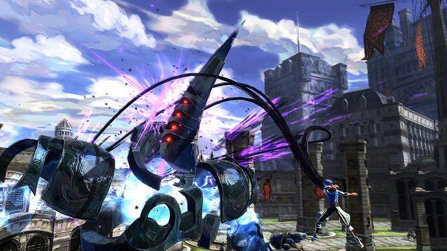 Malicious Fallen llegará a PS4 el 21 de febrero