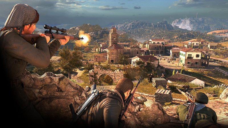 Nueve cosas geniales  que no sabía se pueden hacer en Sniper Elite 4