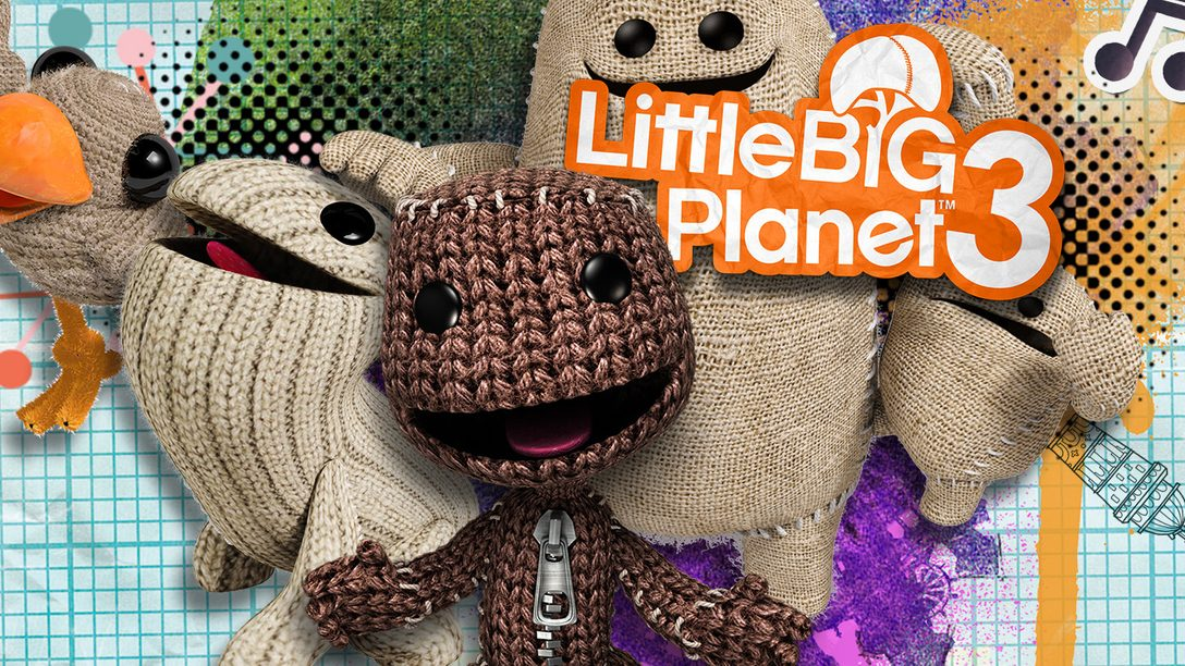 LittleBigPlanet 3 está gratis este mes para los usuarios de PS Plus