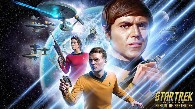 La expansión Star Trek Online: Agents of Yesterday estará disponible el 14/02 en PS4