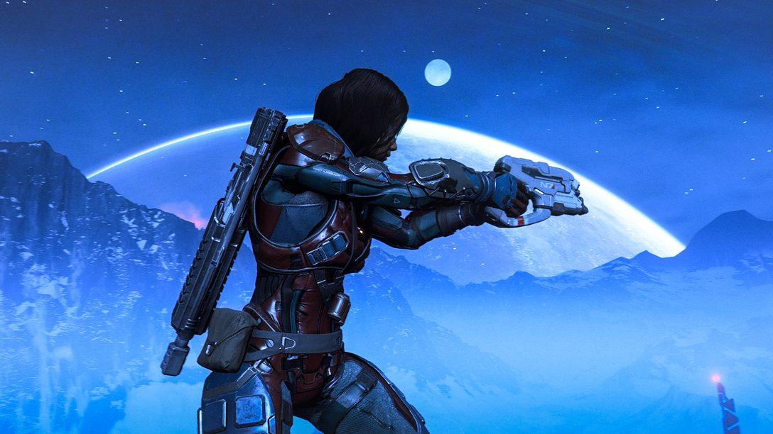 Nuestra primera prueba a Mass Effect: Andromeda