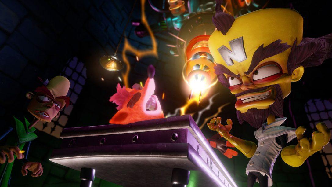 Crash Bandicoot N. Sane Trilogy se lanza el 30 de junio