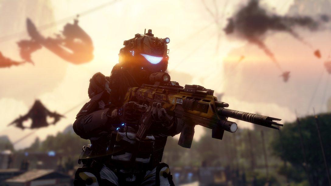 Titanfall 2: Prueba de actualización, DLC Colony Reborn llega el 30 de marzo