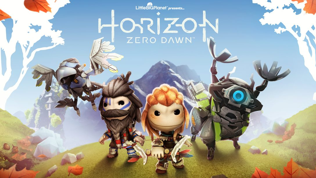 Pack de trajes de Horizon Zero Dawn para LittleBigPlanet 3 ¡Disponible ya!