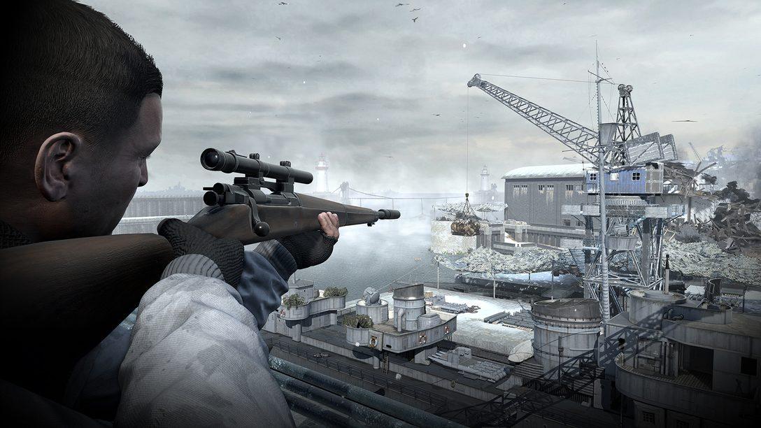 La campaña de Sniper Elite 4: Deathstorm empieza el 21 de marzo