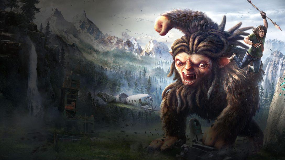 Troll and I: una Peligrosa Aventura en Escandinavia de 1950