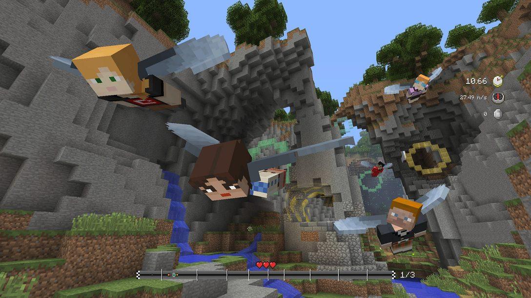 ¡Nuevo Mini Juego de Minecraft y pieles se lanzan hoy!