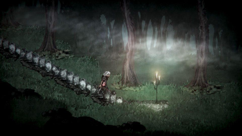 El brutal RPG de acción Salt and Sanctuary llega a PS Vita el 28 de marzo