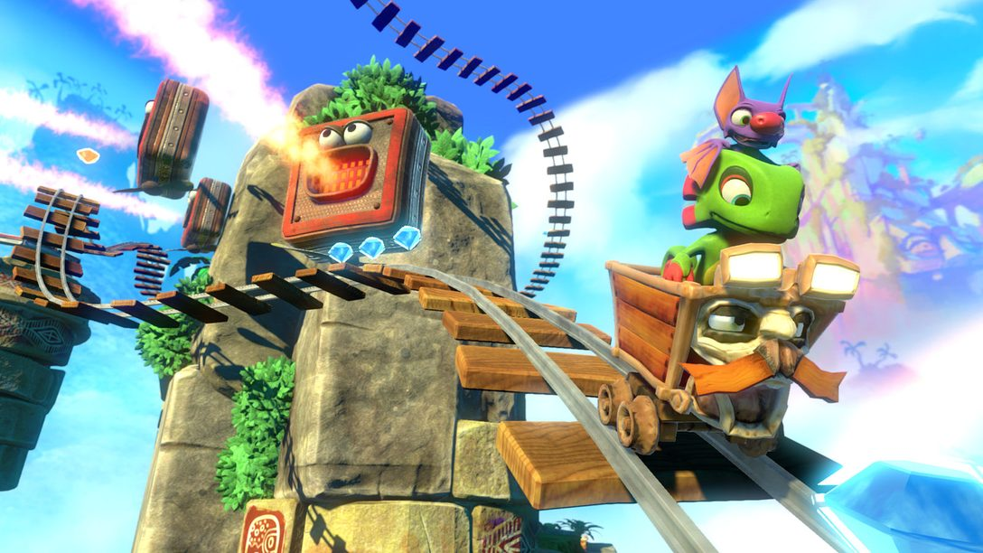 The Drop: Nuevos juegos de PlayStation para el 11 de abril
