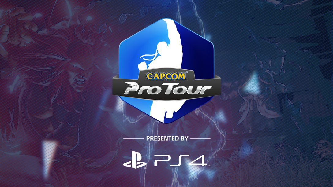Capcom Pro Tour 2017 da inicio con un Nuevo DLC para Street Fighter V