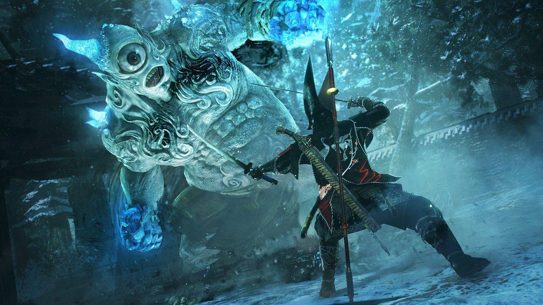 """""""Dragon of the North"""" DLC de Nioh se lanza el 2 de mayo"""