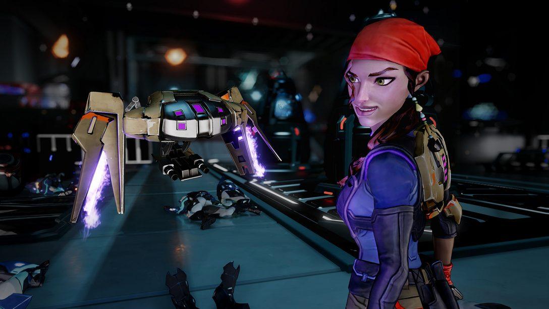 Agents of Mayhem causará estragos en PS4 desde agosto