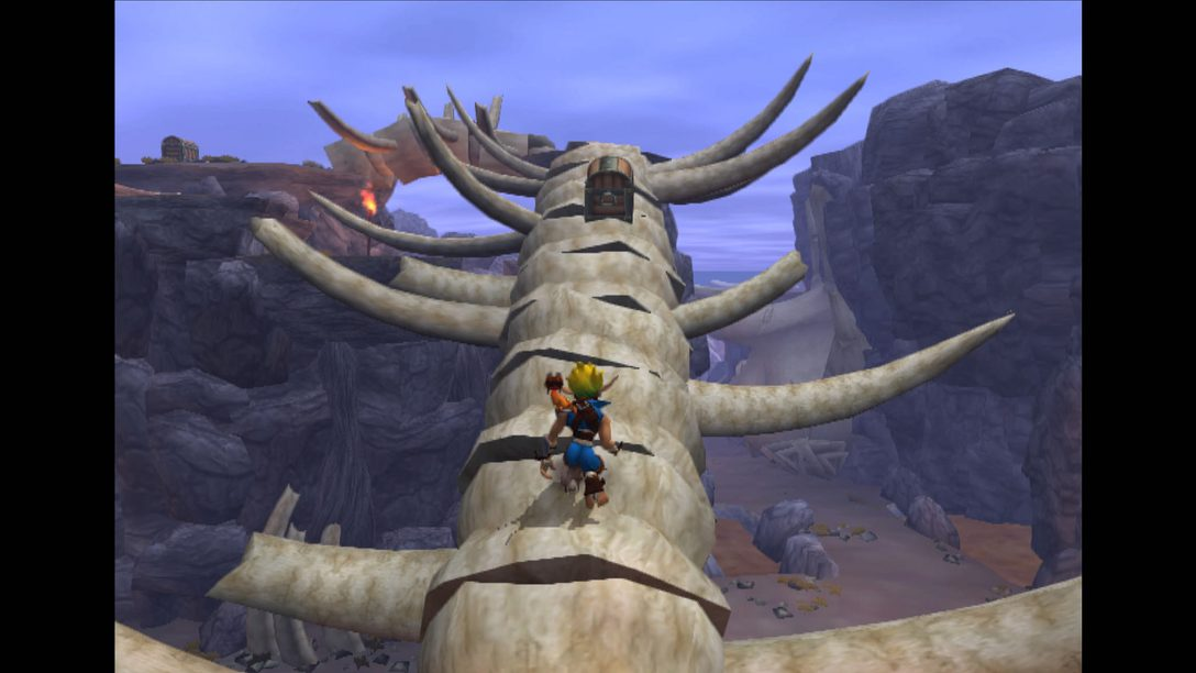 Jak and Daxter, clásicos de PS2, llegarán a PS4 más adelante este año