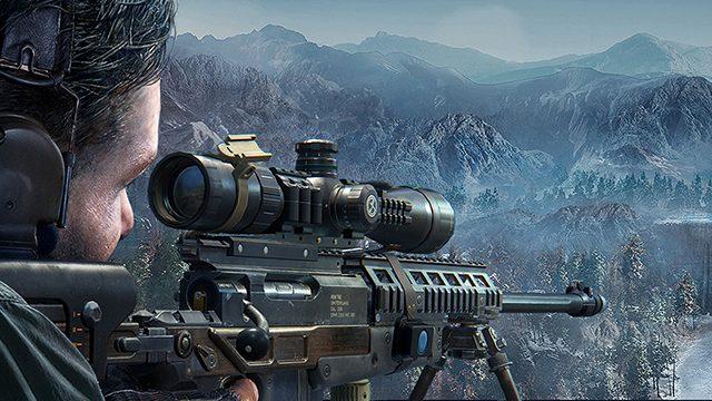 El clima importa en Sniper Ghost Warrior 3 que llega el 25 de abril a PS4