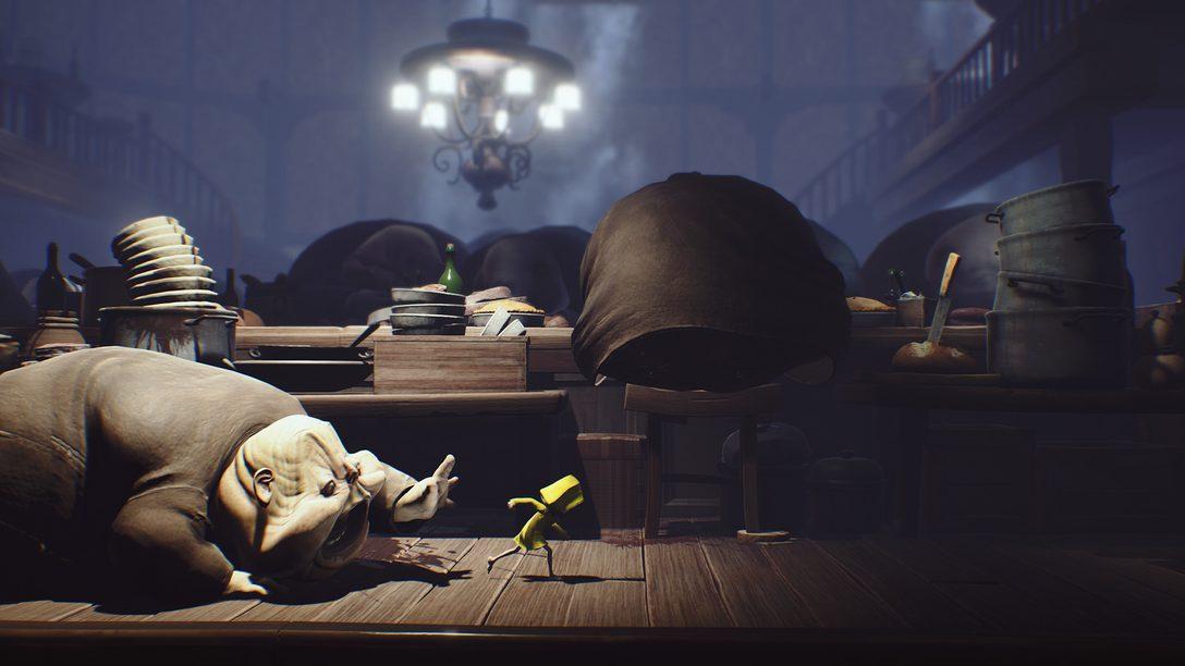 Little Nightmares se lanza hoy en PS4