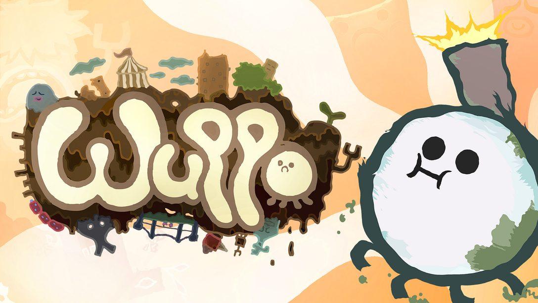 Exploren un salvaje y fabuloso mundo en Wuppo, pronto en PS4
