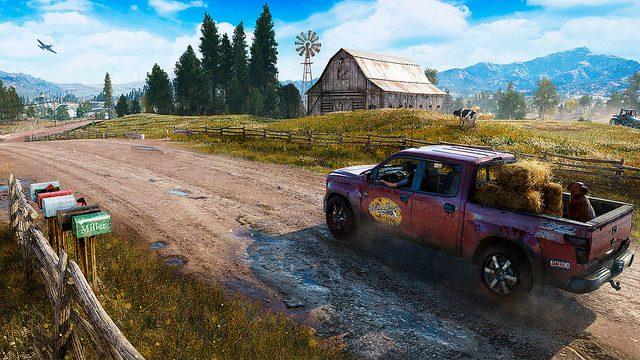 Far Cry 5 – Lo Que les Espera en Hope County, Montana