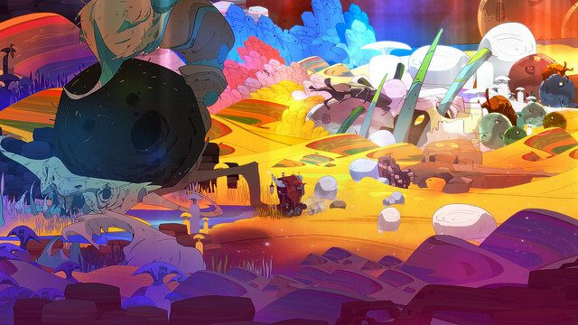 Pyre se lanza el 25 de julio en PS4, ¡Resérvenlo ya!