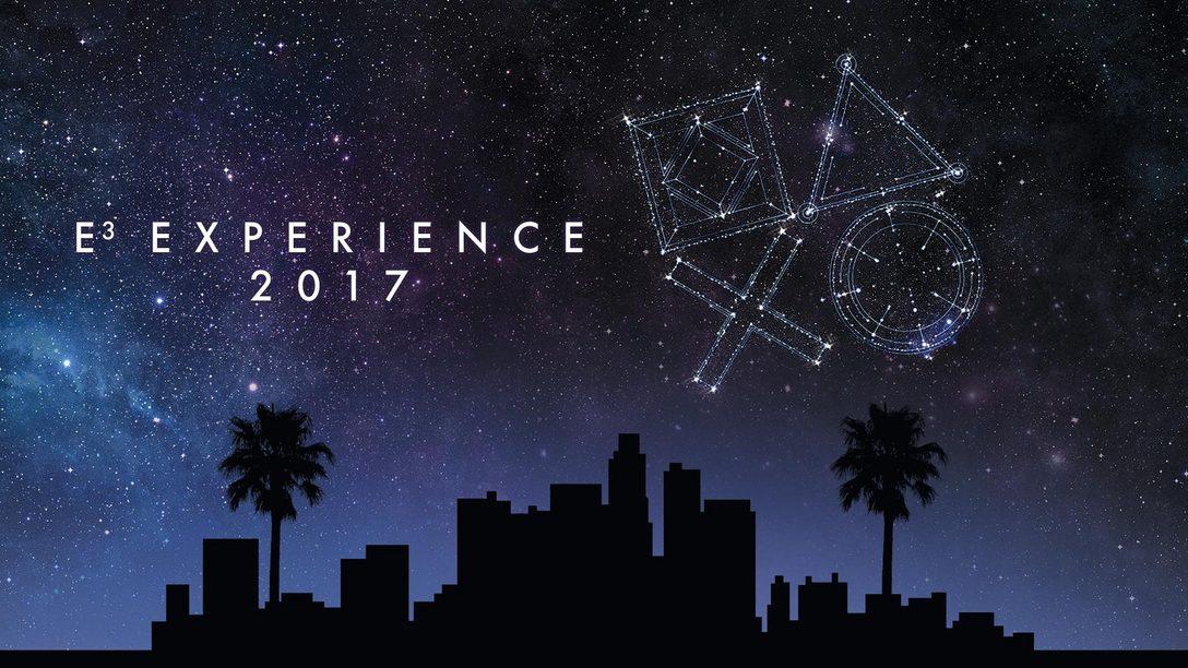 PlayStation E3 Experience llega a la Ciudad de México por primera vez